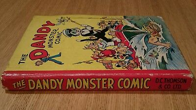 Dandy Monster Comic Annual 1942 D.C.THOMSON & CO.LTD