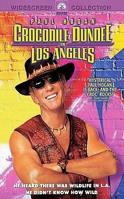 Crocodile Dundee in Los Angeles   (DVD)    LIKE NEW
