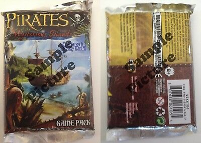 Pirates of the Cursed Seas mixed lot of 30 boosters South China Seas SCS Rev MI