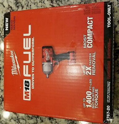 Milwaukee Gen 2 Impact Wrench 1000 Ft. Pounds Tightening 1400 Reverse