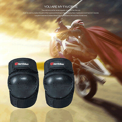 Kneepad Support Elastic Brace Guard Motorcycle Sport Protective Knee Protection