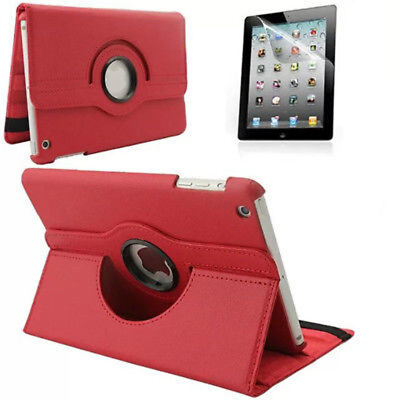 360° Rotate Smart Leather ipad Case Cover For Apple iPad Mini 1 2 3 4/Air/Pro RA