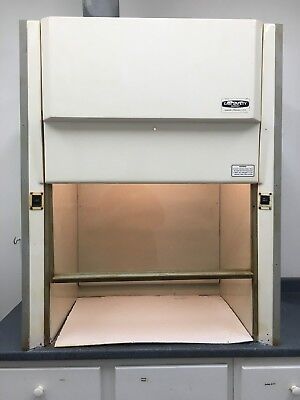 HEMCO Fume Hood with Blower and Light in Great Working Conditions