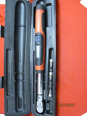 """Snap-On TECH2FR100 Torque Wrench 5-100 ft. lbs Digital 3/8"""" Drive Auto Tool"""