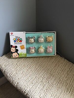 Disney Tsum Tsum Pastel Parade Limited Edition Walgreens Gift Set