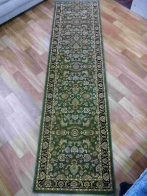 Hall Runners Classical 500 Green Black
