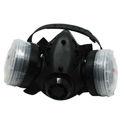 Baoblaze Activated Carbon Respirator Paint Spraying Anti Dust Face Gas Mask