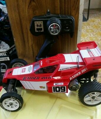 Kyosho. Raider 2wd. Vintage. Collectable