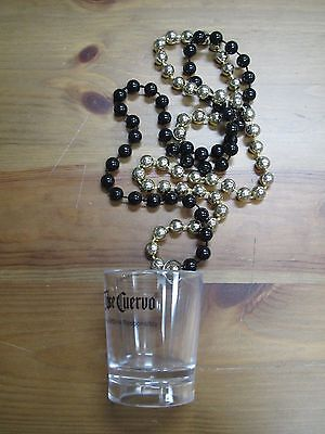 Jose Cuervo Tequila Plastic Shot Glass Party Necklaces! Rare! Lot of 50! NEW!
