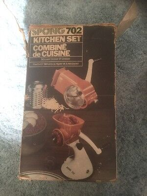 Spong 702 Kitchen Set In Box