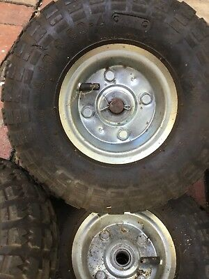 4 Trolley Or Hand truck Wheels And Tyres