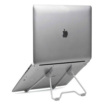 Folding Portable Laptop tablet PC Notebook Stand Universal Metal Bracket F8 N1Y4
