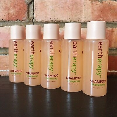 Eartherapy Shampoo 30ml - 20pc - Eco Guest Amenities for Air B&B, Motels, Travel