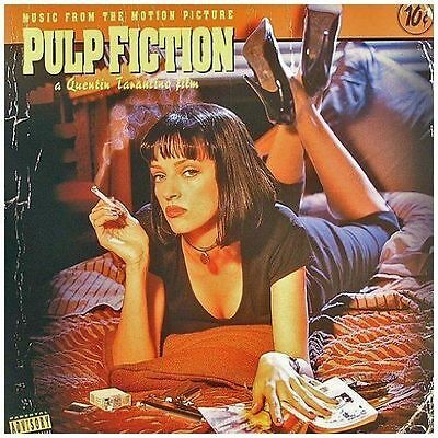 Lp Pulp Fiction Ost Vinyl 180 G Tarantino
