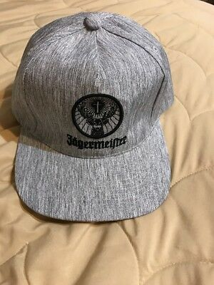 Jagermeister Ball Cap Hat Stag Logo Snapback  New Without Tags
