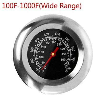 Gas Grill Replacement Thermometer Genuine Weber 67731 Cook Bbq Party Garden GIFT