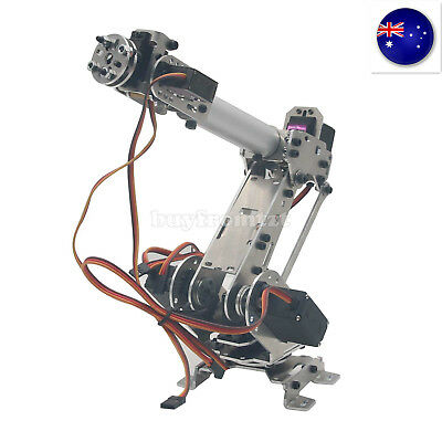 Official DOIT DoArm S6 6DoF Robot Arm ABB Model Manipulator with 6pcs Servos AU