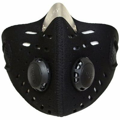 Wolfbike Anti Pollution City Cycling Mask Mouth Muffle Dust Sports Face GIFT NEW