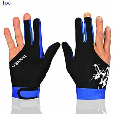 Billiard Gloves Pool Snooker Shooter Left Right Hand Sports Wear Accessories M