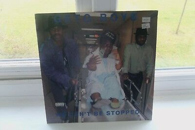 Geto Boys ‎– We Can't Be Stopped - Rap-A-Lot Records ‎– SL 57161 - LISTEN