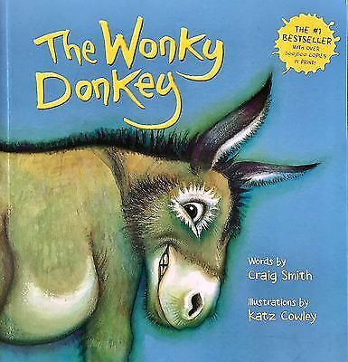The Great Australian Storybook Collection ~ THE WONKY DONKEY ~ New paperback