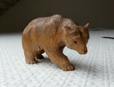 NORWEGIAN Craved Black Forest Bear LIMTED EDITION