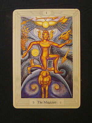 The Magician Tarot Card 3.75x5.50
