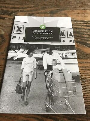 PUBLIX Lessons From Our Founder Booklet