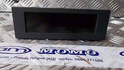 CITROEN C3 02-09 display computer di bordo 96632560XT