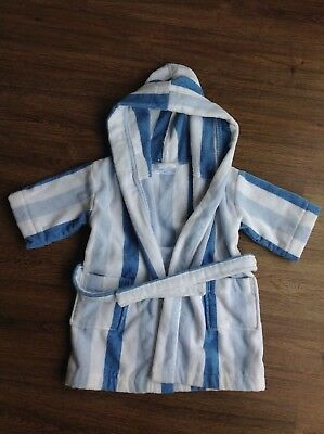 The White Company, Baby Robe Size 18-24 Months