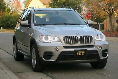 2012 BMW X5 xDrive 35d Sport Utility 4-Door 2012 BMW X5 xDrive Diesel LOADED NAVIGATION. I WILL ASSIST WITH TRANSPORT!