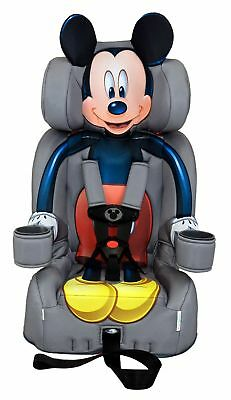 Disney KidsEmbrace Combination Toddler Harness Booster Car Seat Mickey Mouse