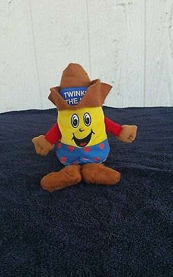 *twinkie The Kid* Plush/beanie  Limited Edition *1999  10-Inches Tall