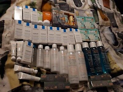 36 x Samples & Deluxe BN Worth £108.31 Benefit, La Roche-Posay, Avene, Origins