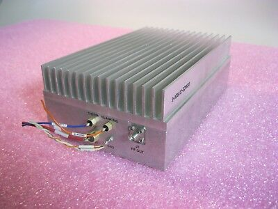 RF Power Amplifier 300 - 500 Mhz 60W M9T60M MR imaging