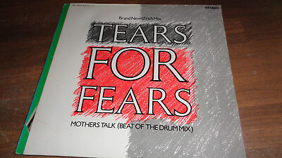 Tears for Fears - Mothers Talk (Beat of the Drum MIX) LP/12inch