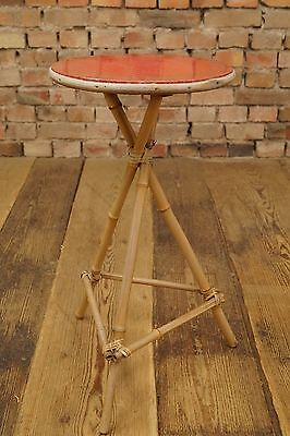 50er Flower Stand 50s Flower Stand Flower Plant Stand Bamboo Rockabilly Etagere
