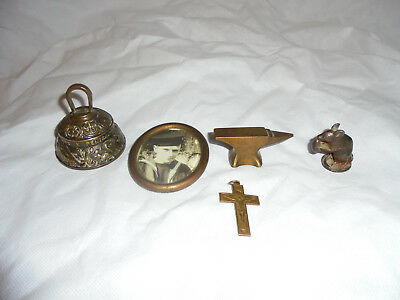 Antique bronze collectable items