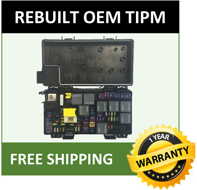 2011 DODGE Grand Caravan  TIPM / Fuse Box OEM Rebuilt 04692335