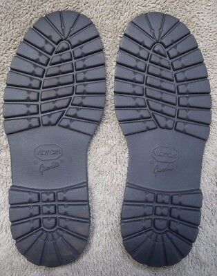 Vibram 1705 Stowe Gumlite -Men's Lug Rubber Full Sole -Shoe Repair Outsole Sz 10