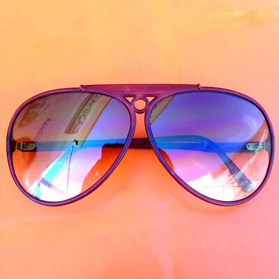 Authentic MIRAGE LOVELY SUNGLASSES BAUSCH & LOMB USA AVIATOR VINTAGE VERY RARE