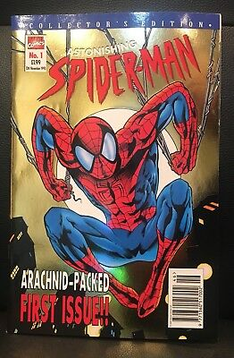 The Astonishing Spider-Man #1 Collector's Edition