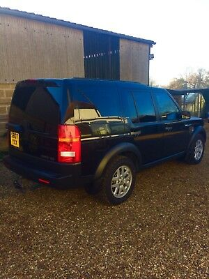 Land Rover Discovery 3 2.7 Xs 2007