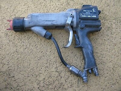 Graco Manual Electrostatic Air Assisted Pro Xs4 AA Spray gun Paint