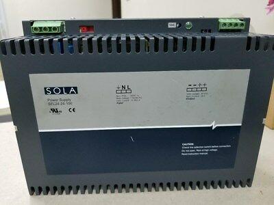 Sola Sfl24-24-100 Power Supply