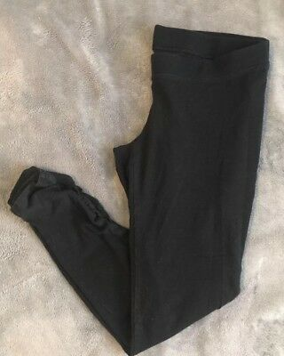 Old Navy Maternity Leggings, Black, Size XS, Preowned