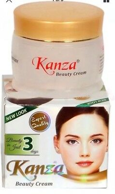 M1, Kanza Beauty Cream Whitening  30g Dark Circles Acne Freckles Anti Ageing