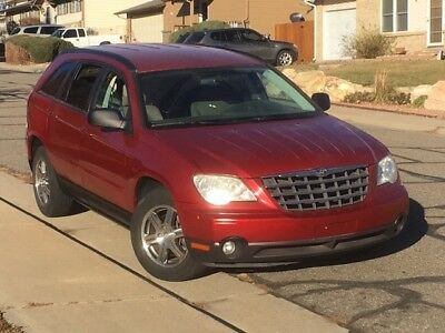 2008 Chrysler Pacifica  2008 Chrysler Pacifica touring