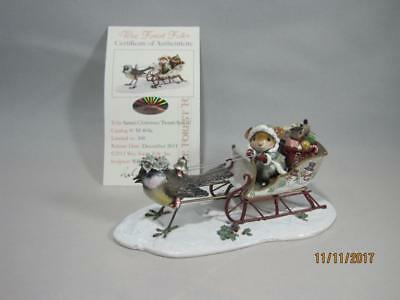 Wee Forest Folk Santa's Christmas Tweets Special - Limited Edition 2011