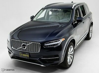 2016 Volvo XC90 T8 Inscription Hybrid Inscription/Vision/Climate/Convenience Packages - Factory Warranty -